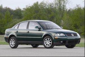 2004 Volkswagen Passat Owners Manual and Concept