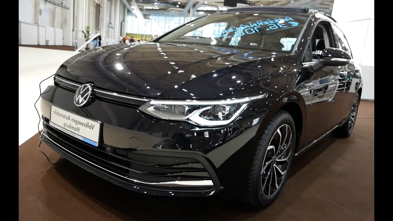 2020 - 2021 New Vw Golf 8 Exterior And Interior