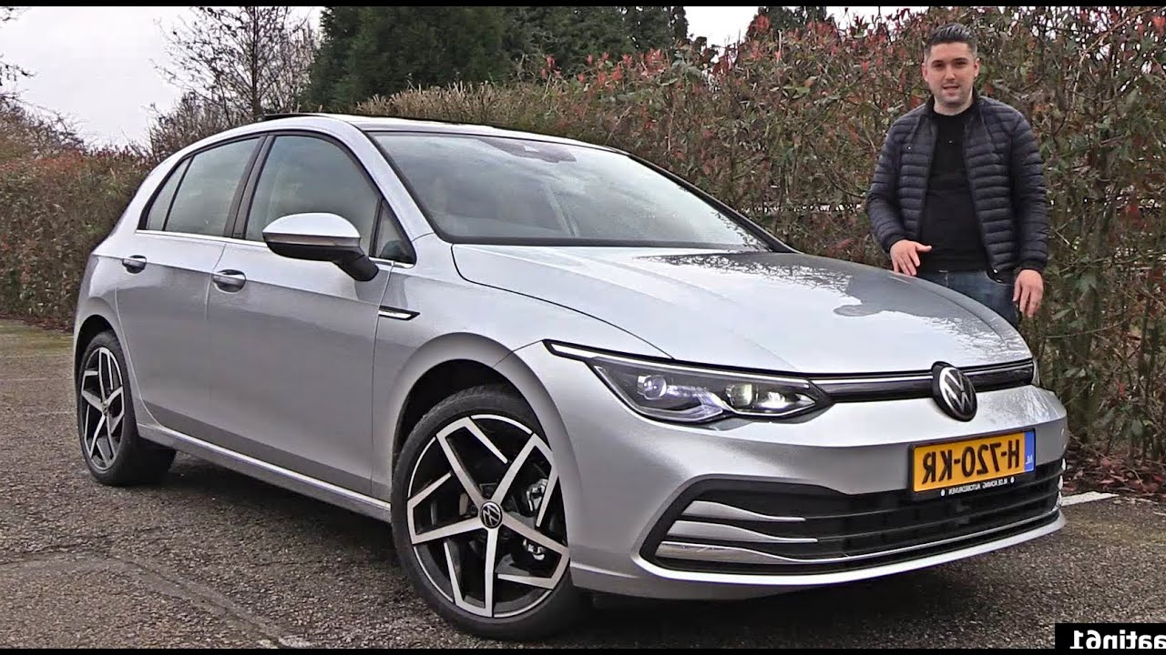 2020/2021 Volkswagen Golf 8 1St Edition New Full Review Interior Exterior  Infotainment