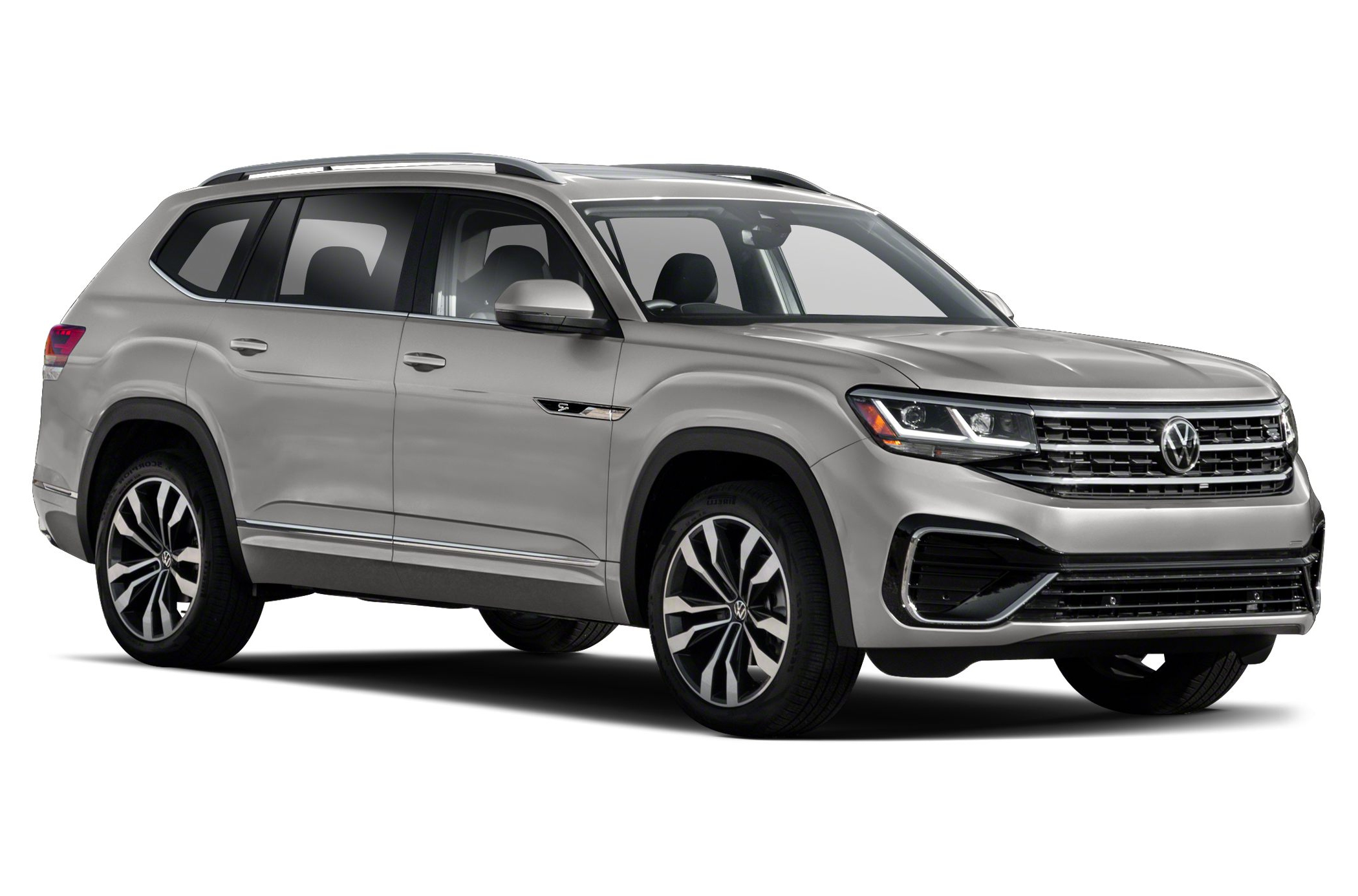 2021 Volkswagen Atlas 3.6L V6 Sel Premium R-Line 4Dr All-Wheel Drive  4Motion Pricing And Options
