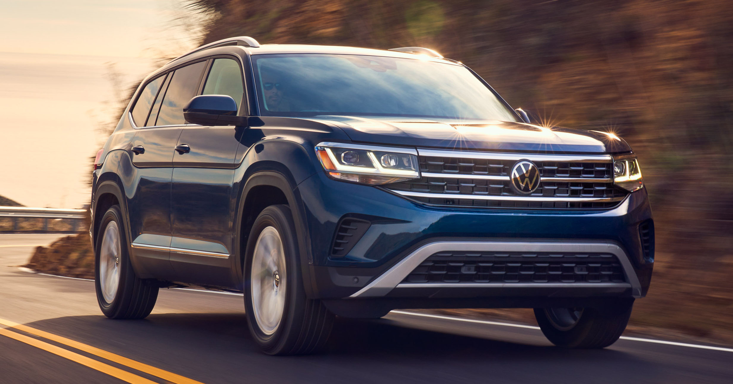 2021 vw atlas 7 seater release date interior  changes