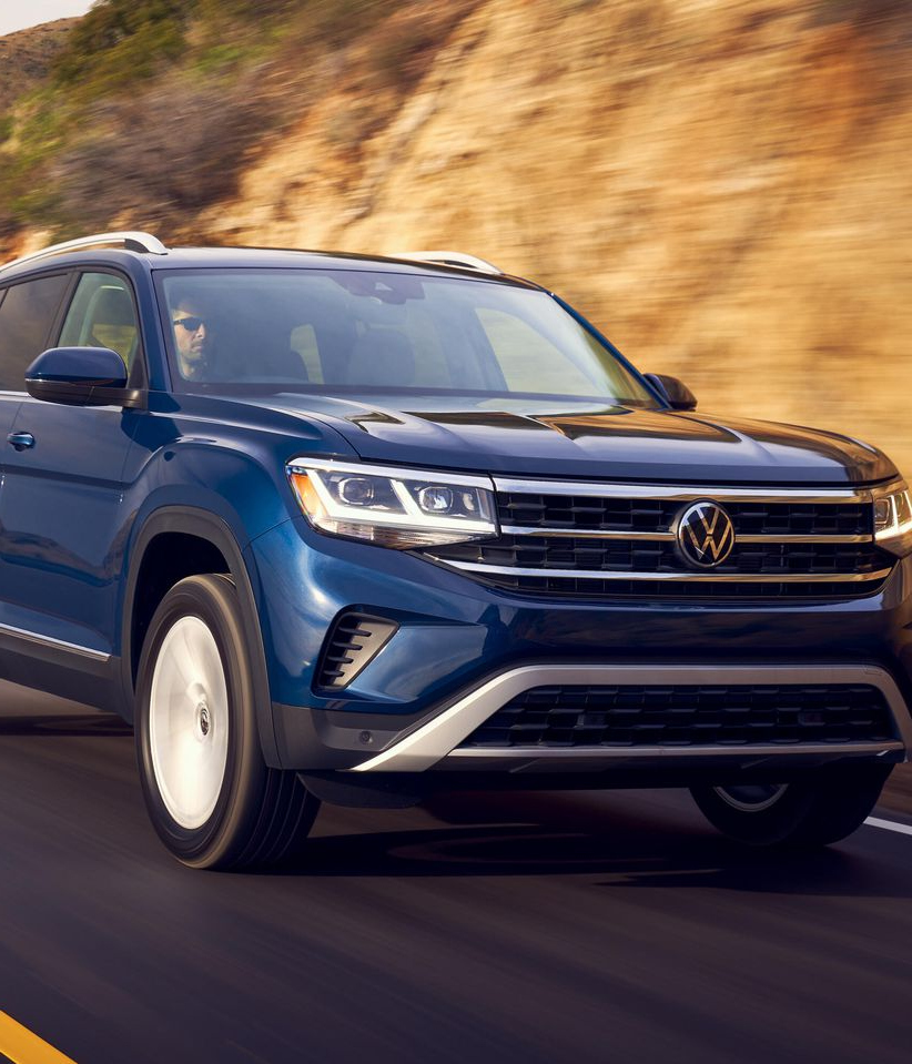 2021 Volkswagen Atlas Prices Hold Steady, Even With More