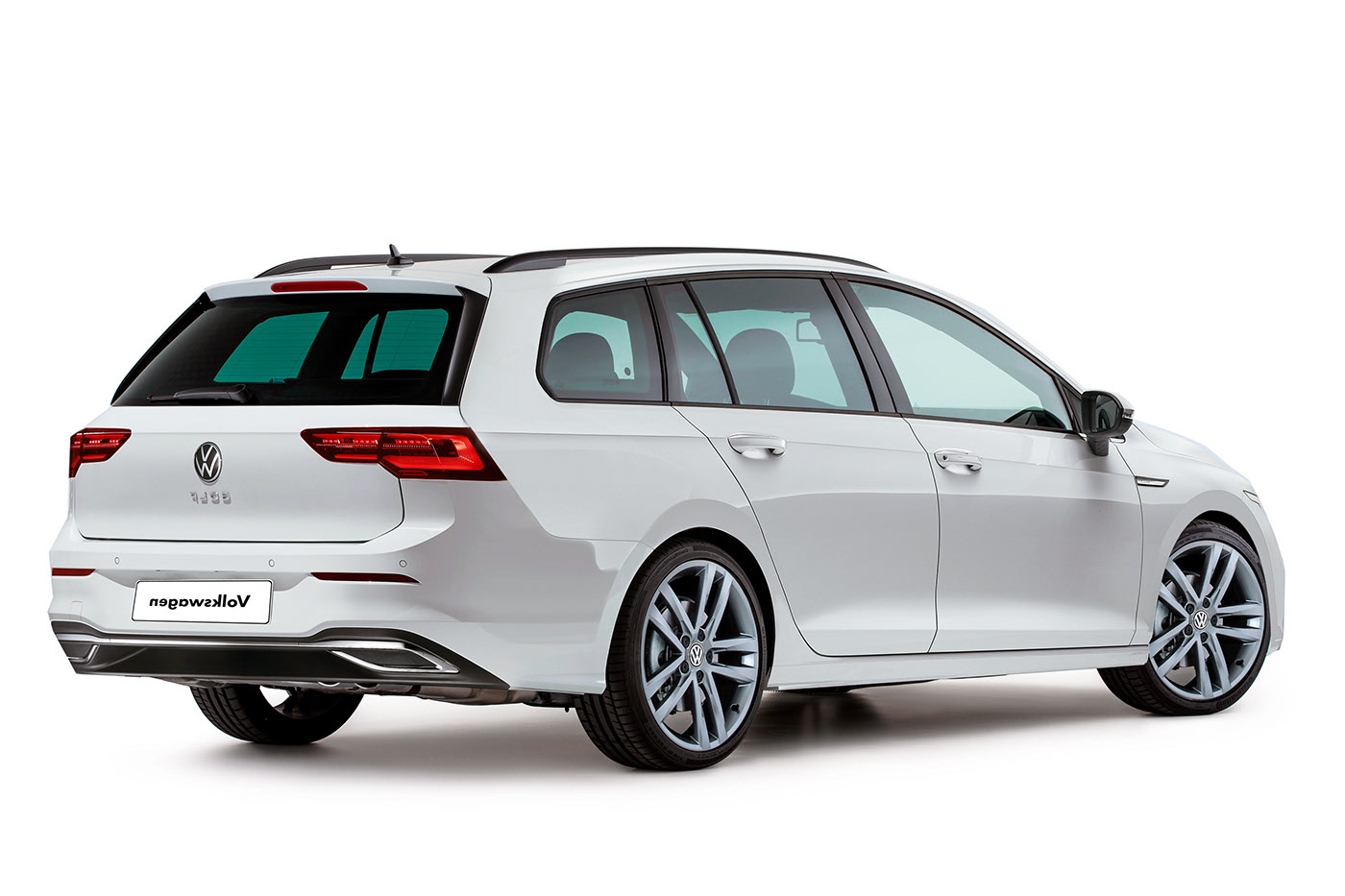 2021 Volkswagen Golf Variant / Sportwagen Rendered, Looks