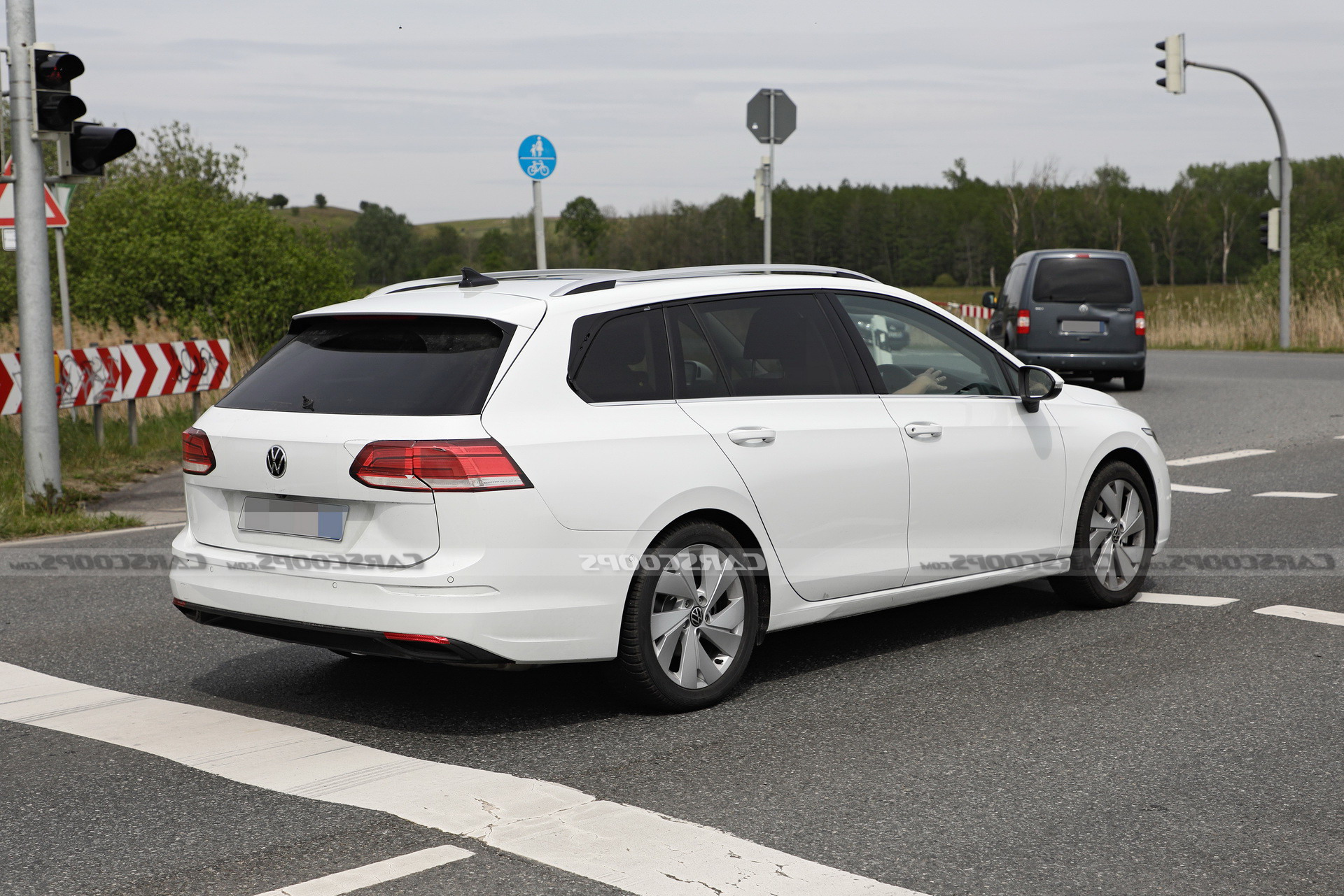 2021 Vw Golf Variant Mk8: New Wagon Isn't Even Trying To