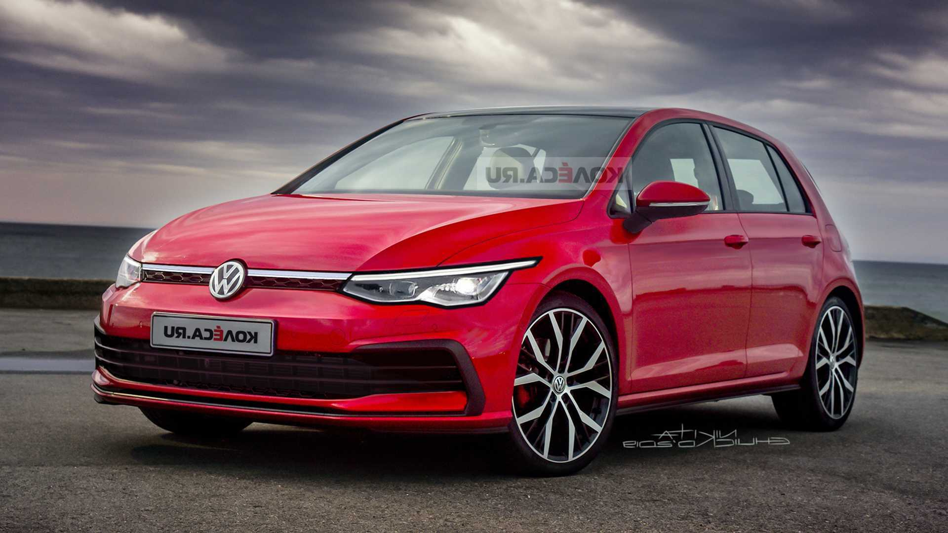 Next-Generation Vw Golf Base Model Coming To Canada