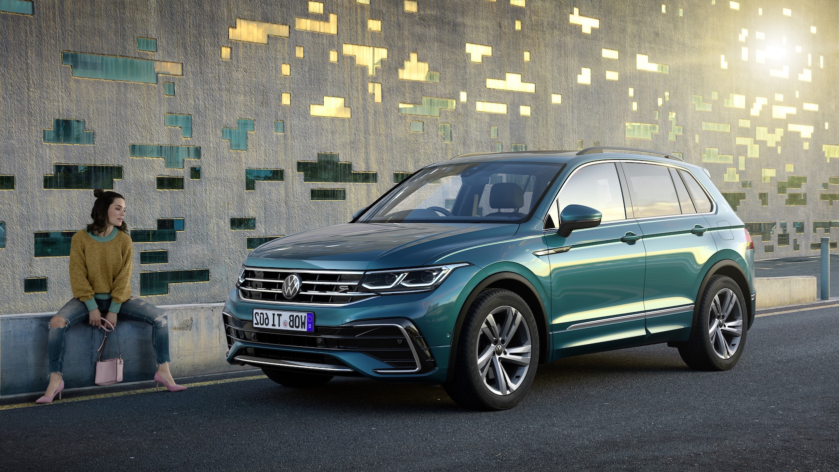 2021 VW Tiguan North America Release Date, Colors, For ...