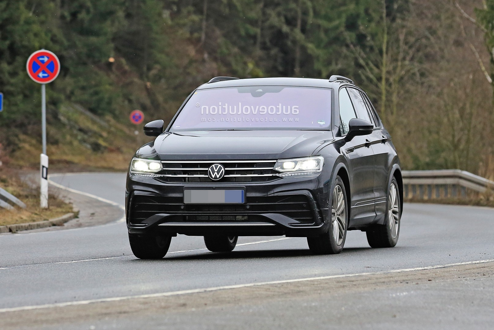 2021 Volkswagen Tiguan Facelift Reveals Everything In New