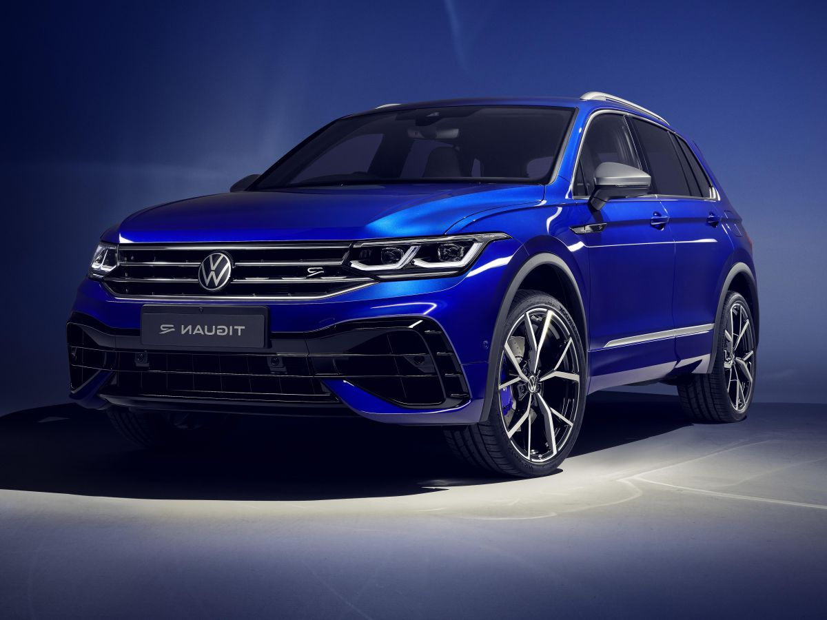 2021 Volkswagen Tiguan: Range-Topping R On Local Wish List