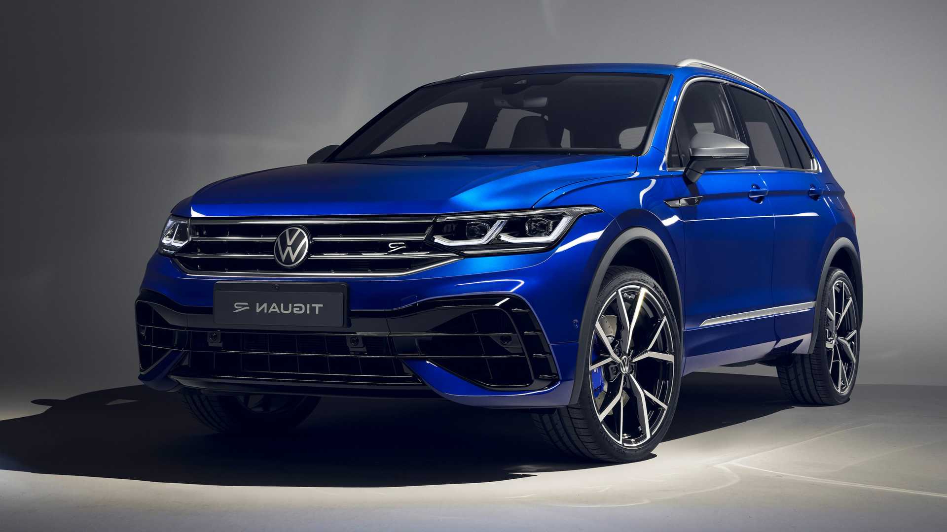2021 Vw Tiguan Videos Show Extended Lineup With Ehybrid And