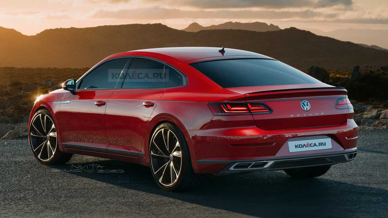 2021 VW Arteon Renering 5034859