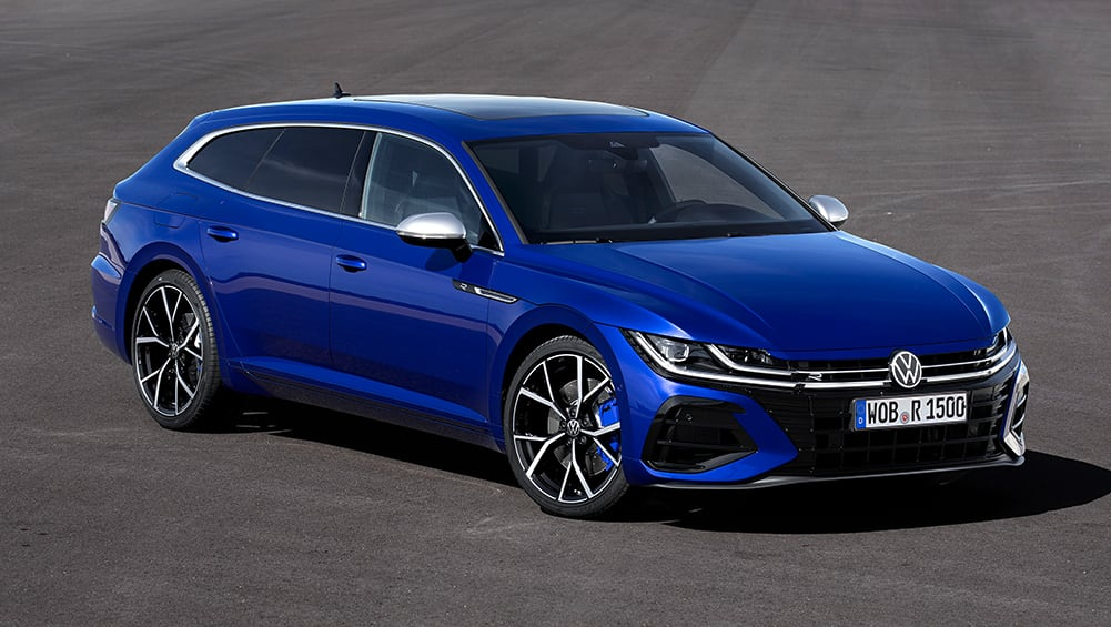 New VW Arteon 2021 Detailed High performance R And