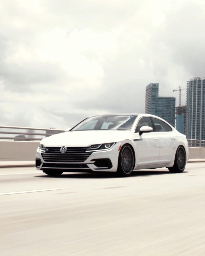 VOSSEN WHEELS On Instagram The All new 2019 vw Arteon R