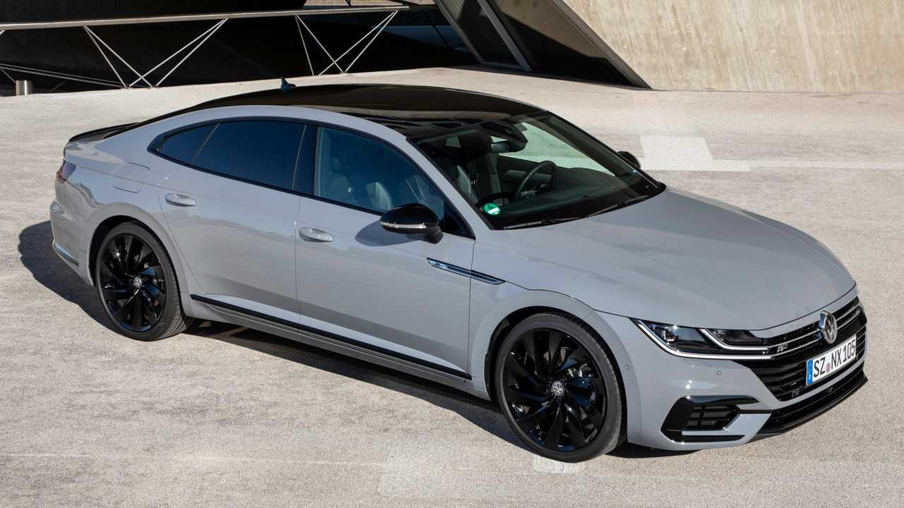 VW Arteon R Line Edition Launched In Europe As Flagship