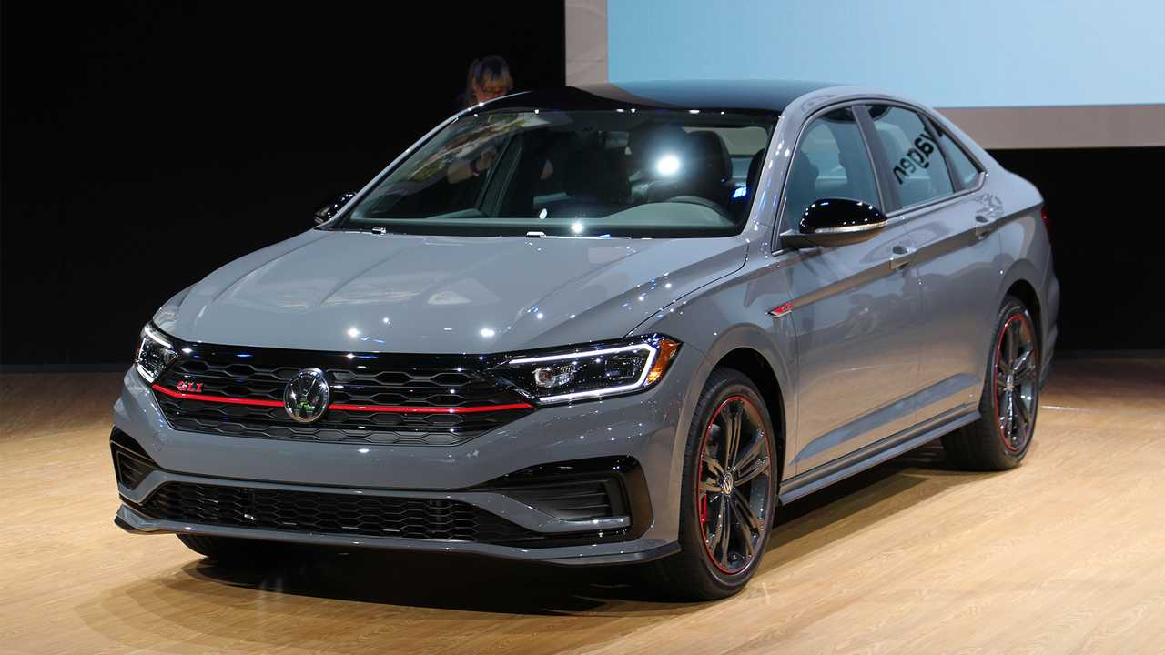 2019 Volkswagen Jetta GLI Live From The Chicago Auto Show