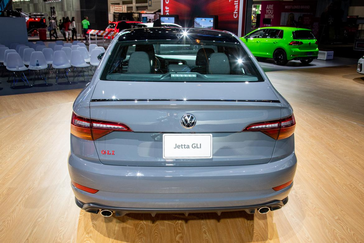 2019 Volkswagen Jetta GLI Might Be The Jetta To Buy If You