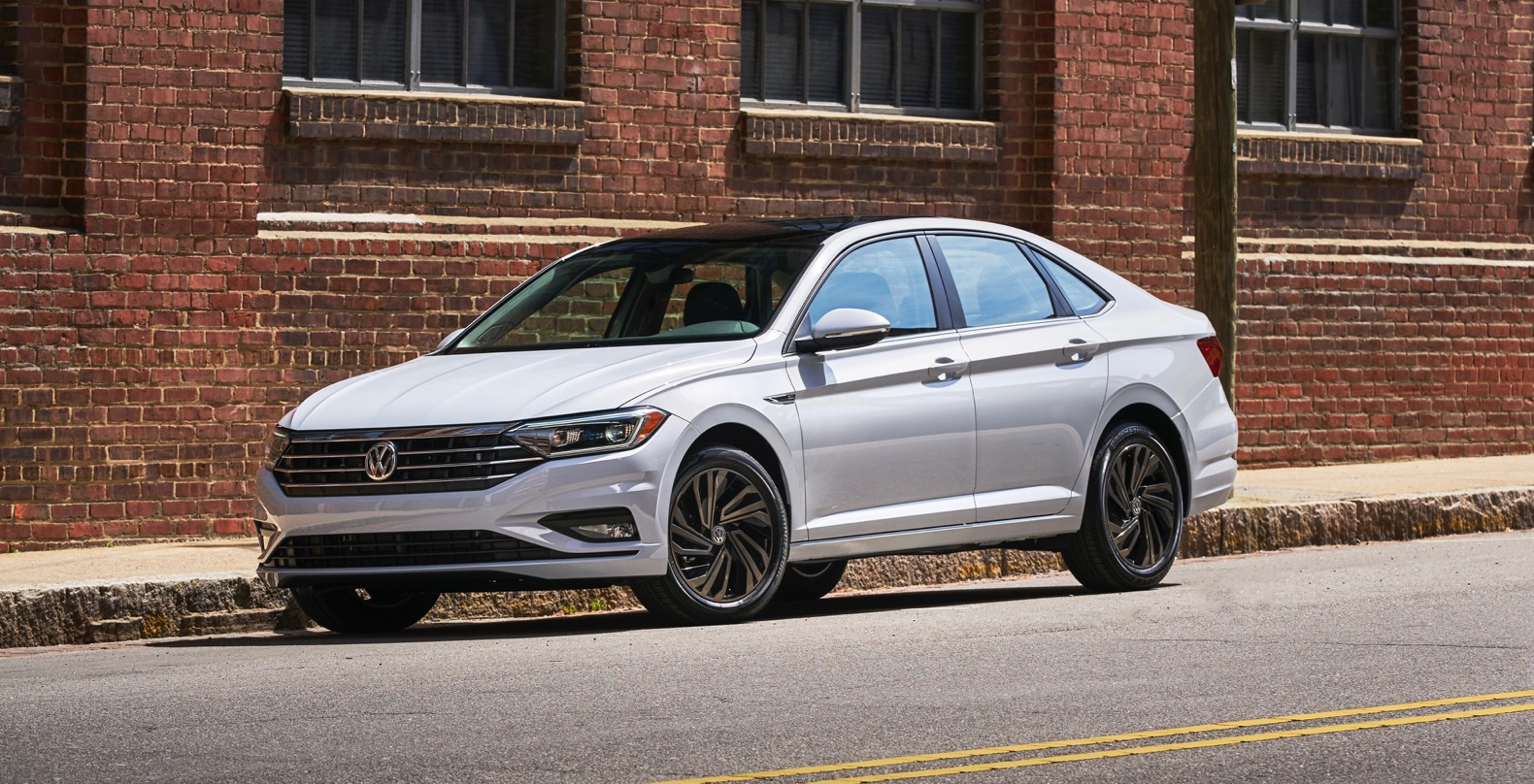 2019 VW Jetta Review More Style More Features Less