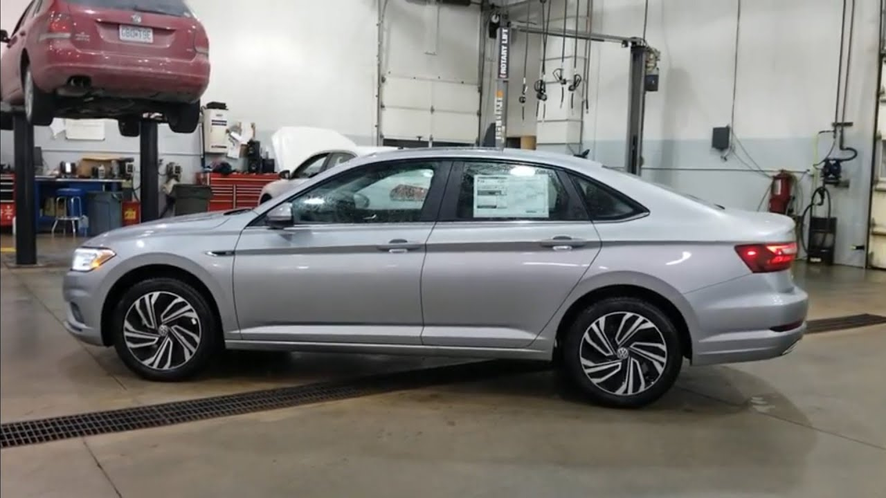 2020 VW Jetta 1 4T SEL Premium W customizable Ambient