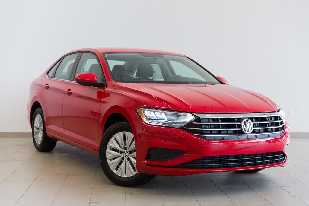 New 2019 Volkswagen Jetta 1 4T S 4D Sedan In Streetsboro