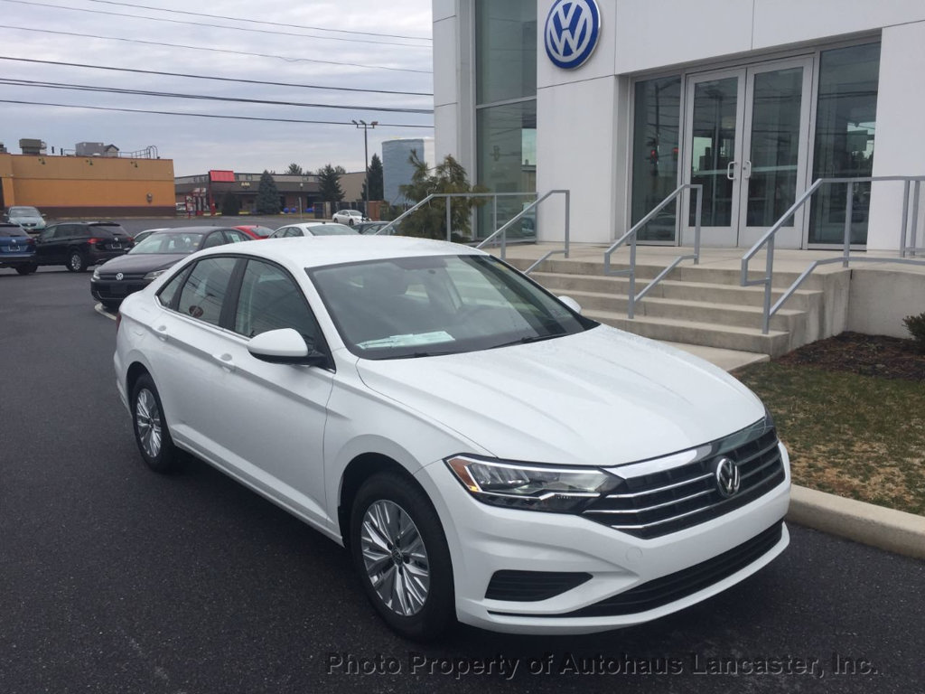 New 2020 Volkswagen Jetta S Automatic W ULEV Sedan In
