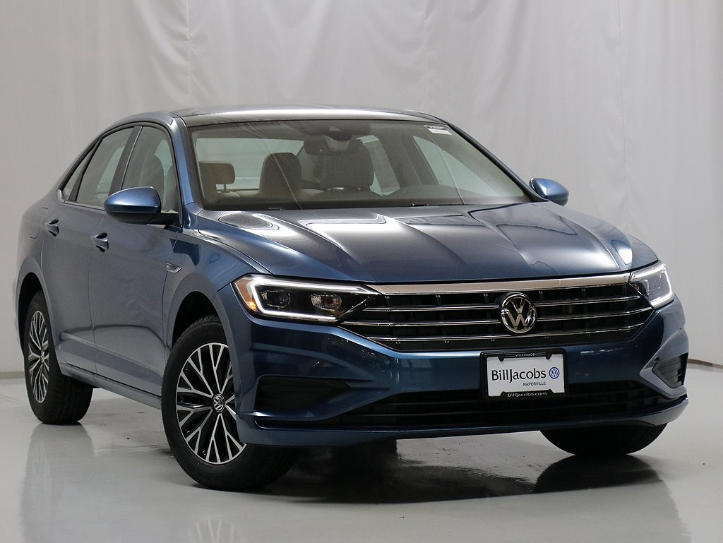 New 2021 Volkswagen Jetta Sel Used Features Lease 2021
