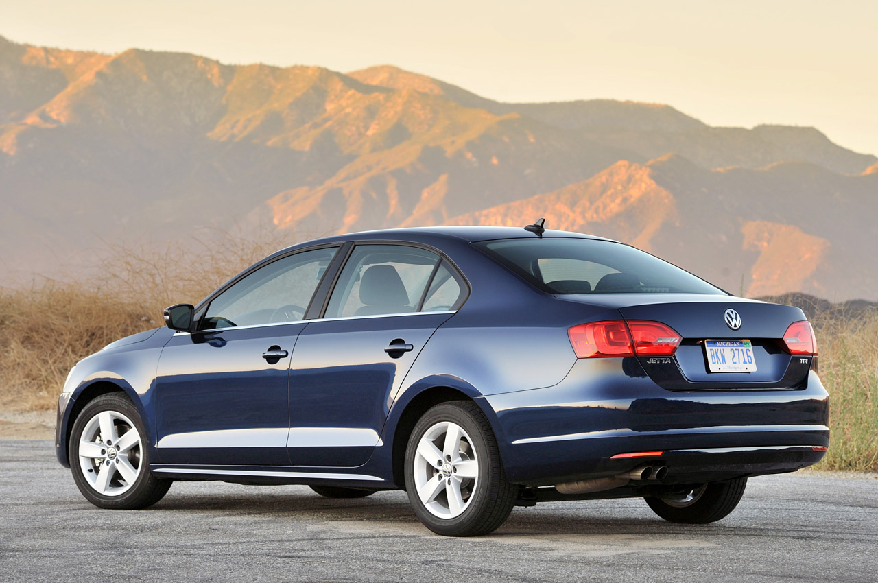 Photos Of Antique Cars And The Latest Volkswagen Jetta TDI