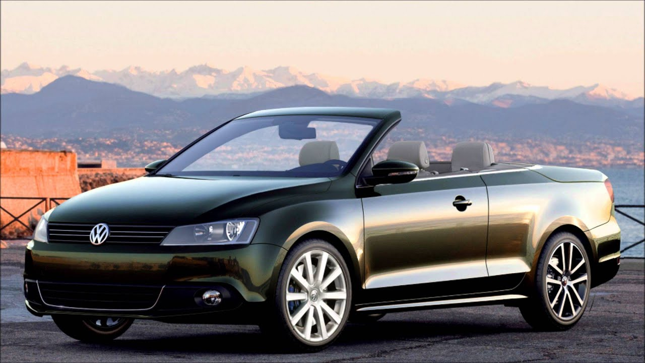 Photoshop Volkswagen Jetta Convertible YouTube