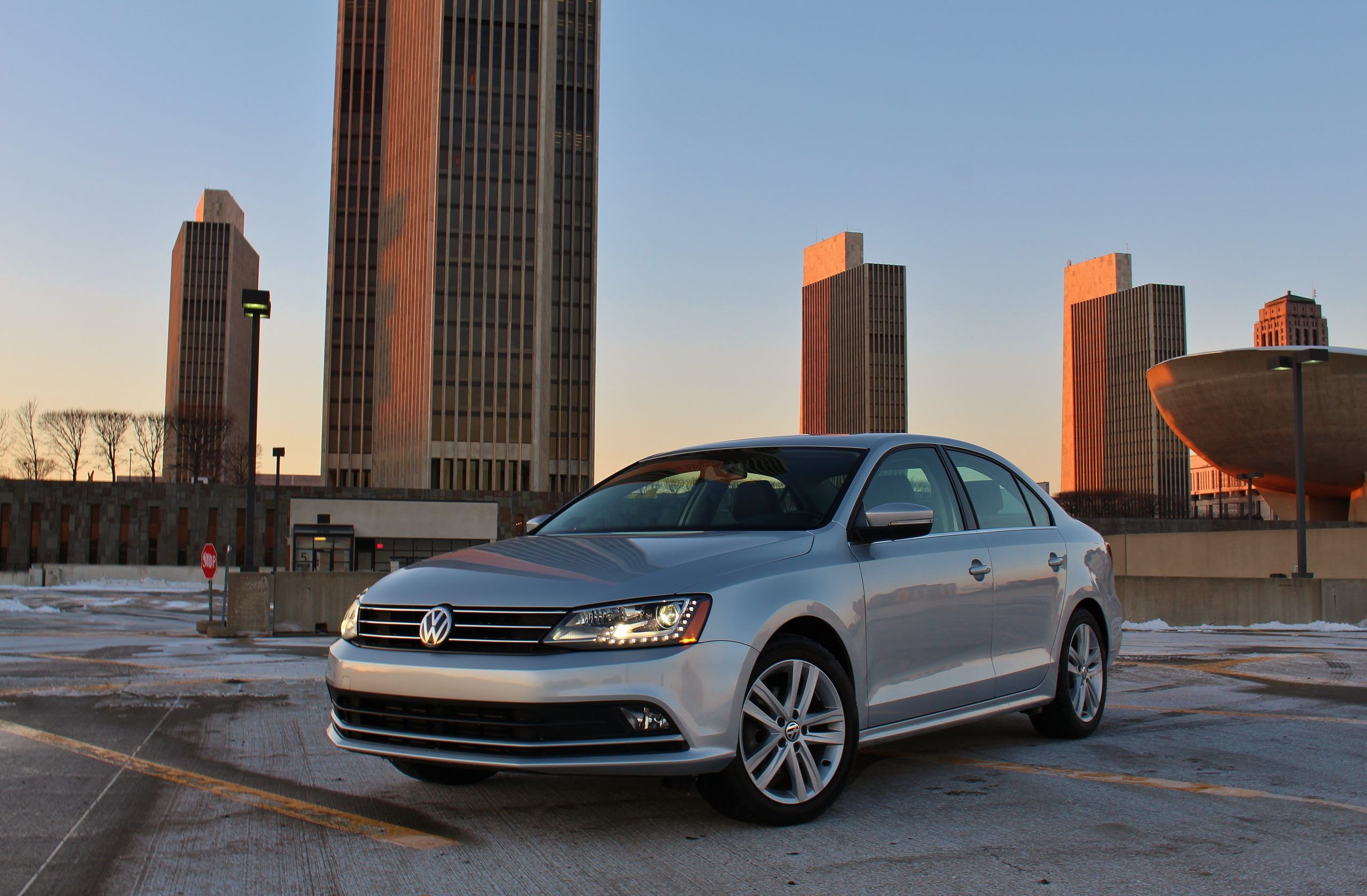 Review 2015 VW Jetta TDI SEL Limited Slip Blog