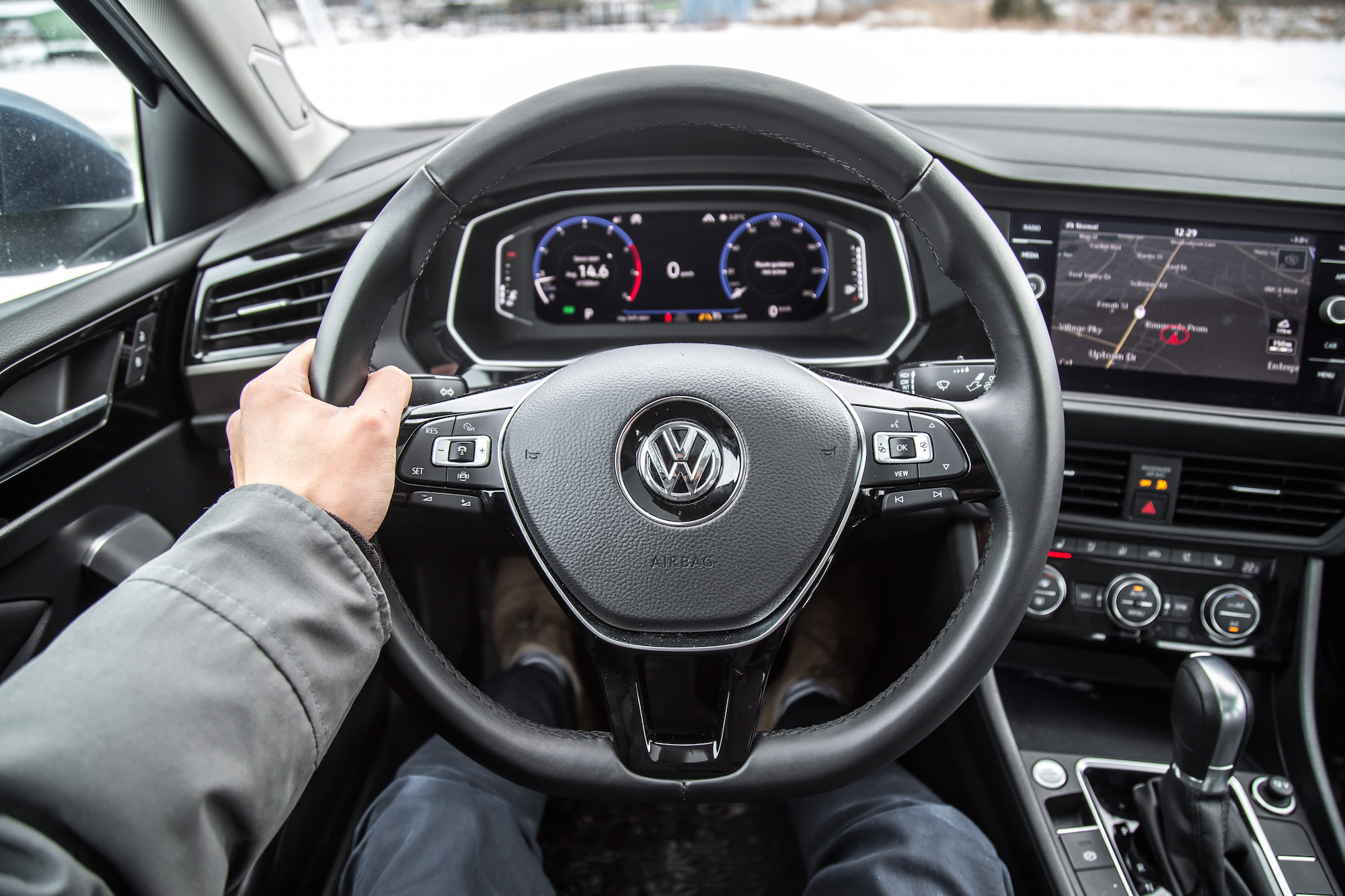 Review 2019 Volkswagen Jetta Execline CAR