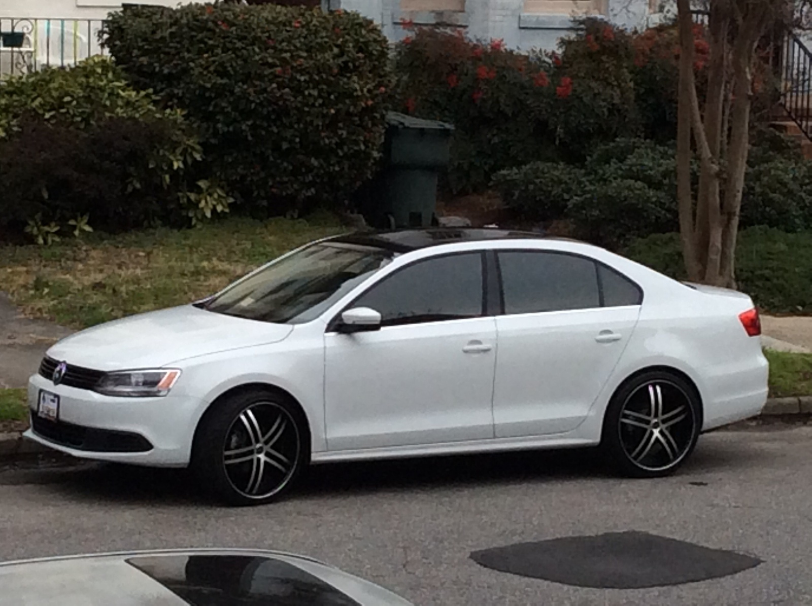 Volkswagen Jetta Questions 2014 Came With 20 Should I