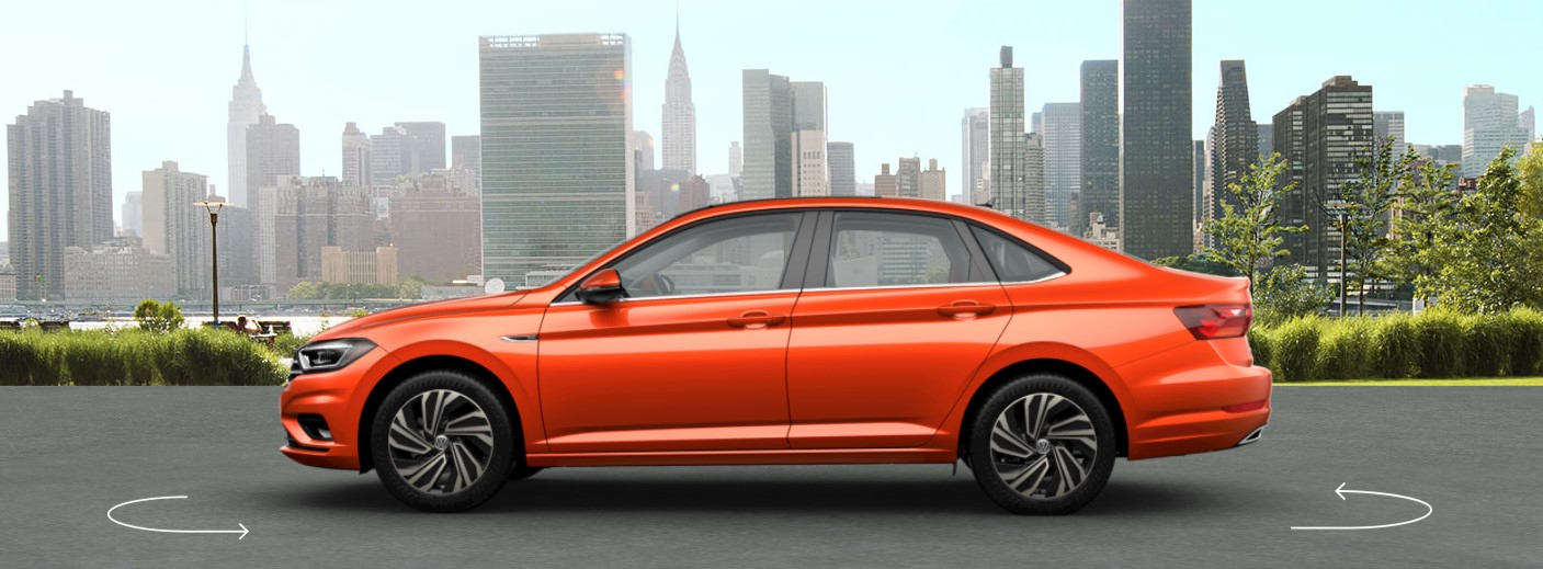 What Are The 2019 VW Jetta Color Options