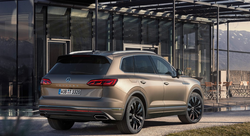 2021 Volkswagen Touareg Release Date Automatic Changes
