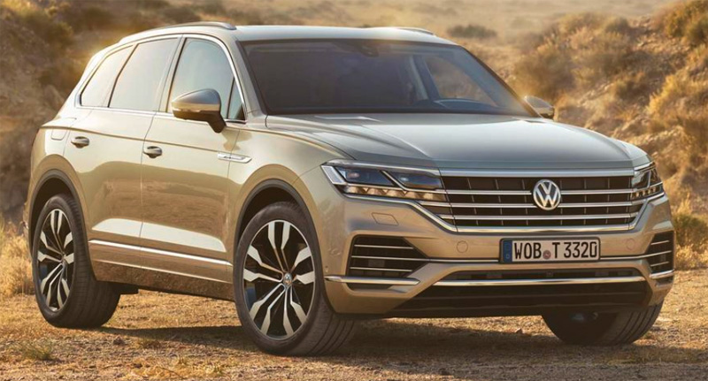 2021 Volkswagen Touareg Review Price Rating Auto