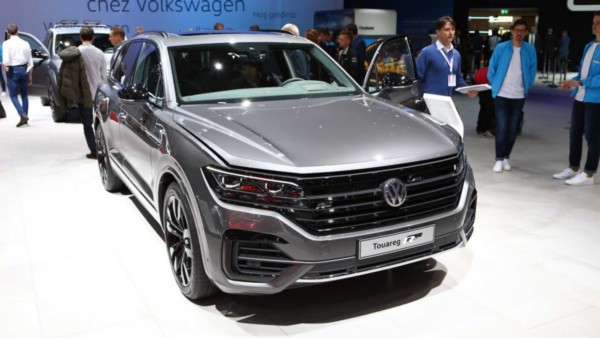 2021 Volkswagen Touareg Review Price Specs Cars Reviews