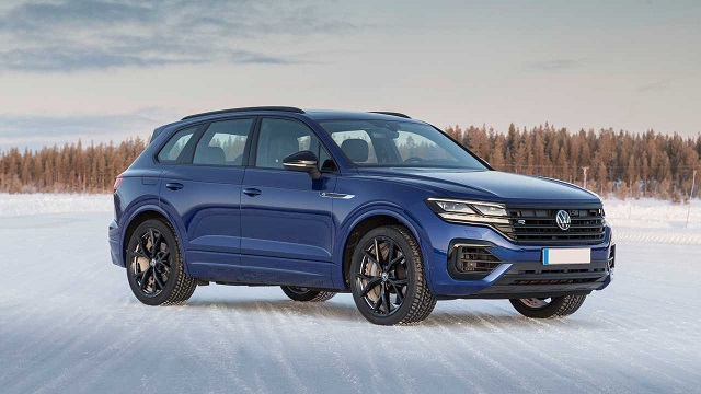 2021 VW Touareg R Plug In Hybrid Specs And Features SUVs