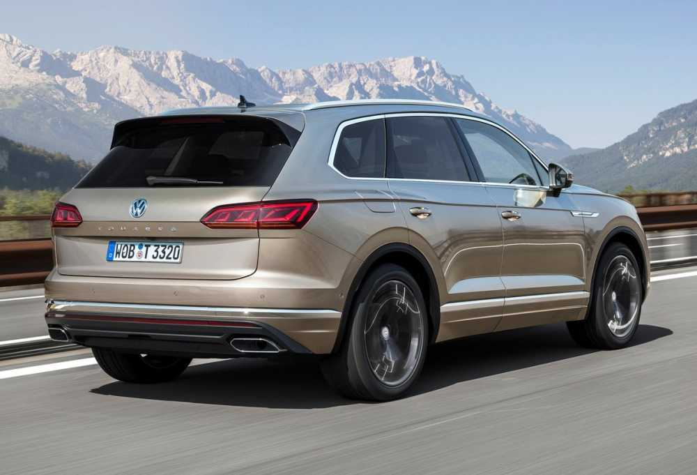 2021 VW Touareg Release Date Price And Interior