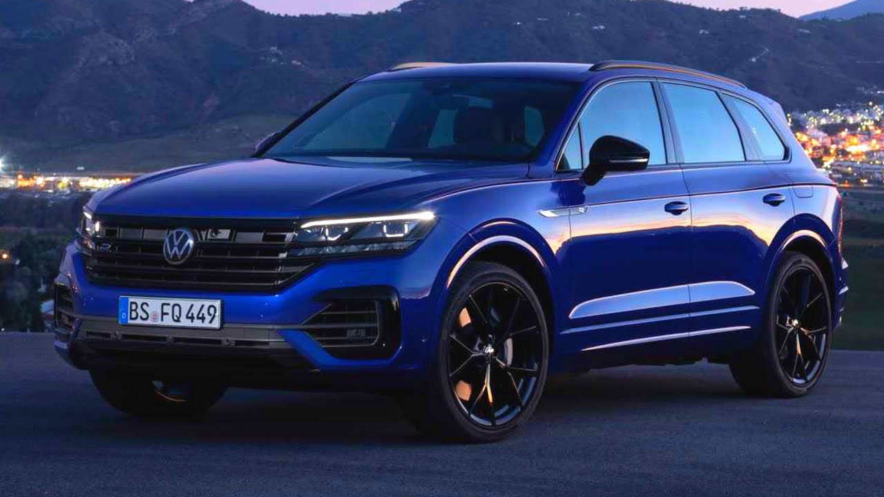 New 2021 Volkswagen Touareg Review Diesel Lease Deals