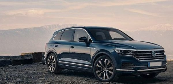 Volkswagen Touareg 2021 Dimensions Price Car Review