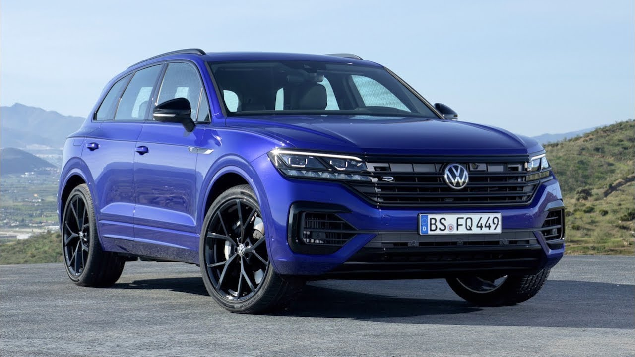 Volkswagen Touareg R 2021 The Best Hybrid SUV You Can