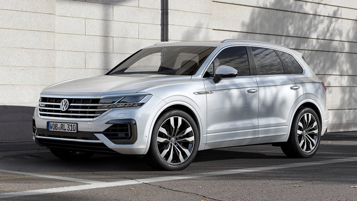 VW Touareg 2021 Pricing And Specs Detailed Twin turbo V8