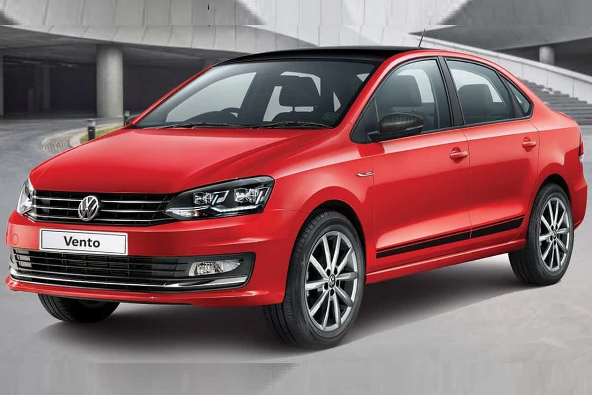 2021 Volkswagen Vento New Model Colours Highline 2021 VW