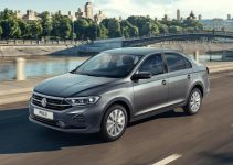 2021 Volkswagen Vento Notchback Sedan Revealed In Russia