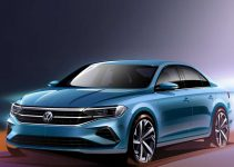 2021 Volkswagen Vento Teased In Russia India Launch