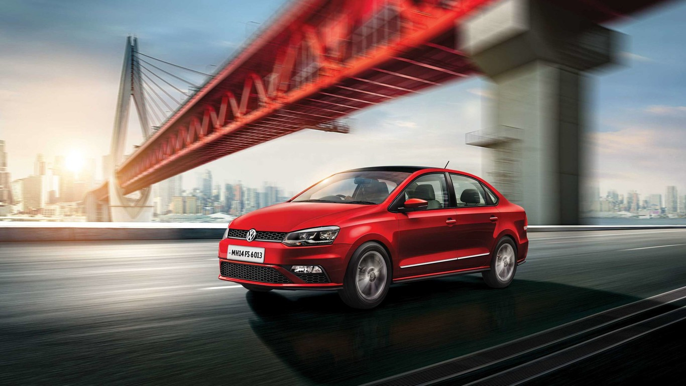 New 2021 Volkswagen Vento Highline Facelift Comfortline