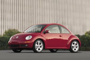2009 Volkswagen New Beetle Overview Cars