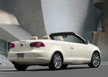 2011 Volkswagen Eos Price Photos Reviews Features
