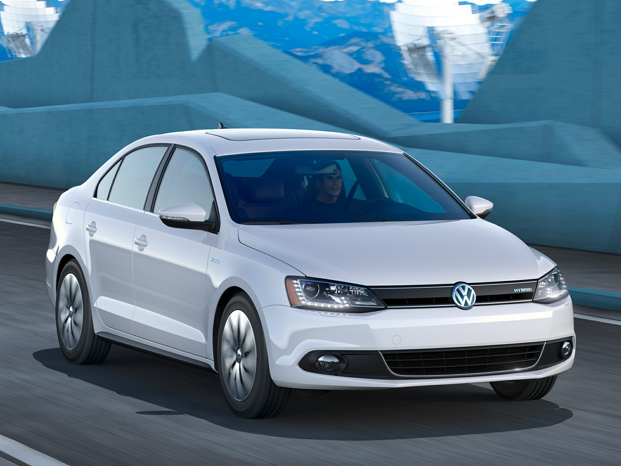 2014 Volkswagen Jetta Hybrid Owners Manual
