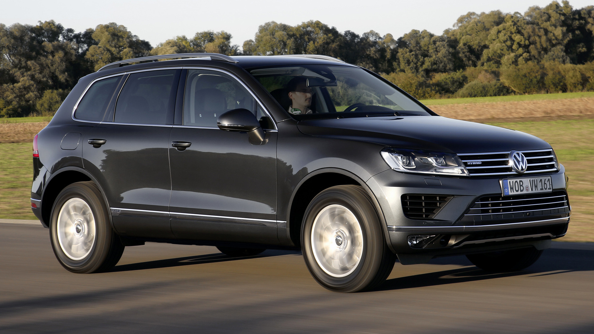 2014 Volkswagen Touareg Hybrid Owners Manual