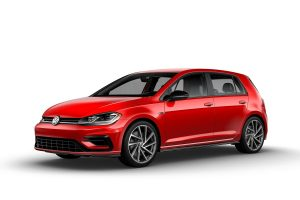 2019 U S Volkswagen Golf R Buyers Can Choose From 40